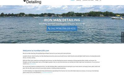 IronmanLKN has been redesigned